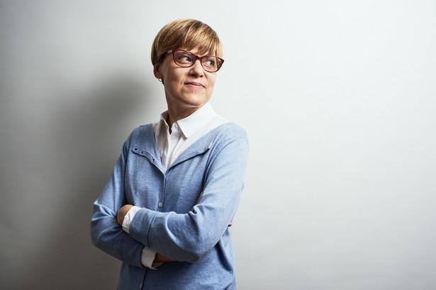 Magdalena Trysińska Fot. Darek Golik