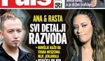 """Blic puls"" otkriva PRAVE RAZLOGE razvoda Ane i Raste"