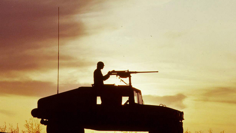 Humvee - leganda z pola bitwy