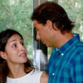 """REKLI SU """"DA"""" Venčali se Nadal i Ćiska, nekoliko trenutaka pred početak nastala JURNJAVA, pogledajte kako su se ponašali gosti (VIDEO)"""