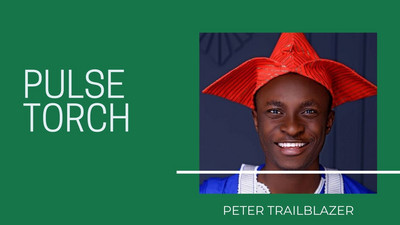 Pulse Torch Vol. 4: Meet Peter Trailblazer, the fast-rising internet sensation with big dreams