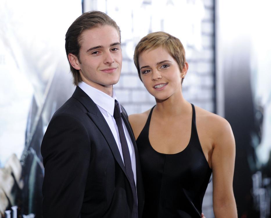 Emma Watson és Alex /Fotó: GettyImages