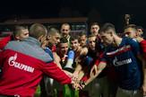 FK Mačva, FK Crvena zvezda