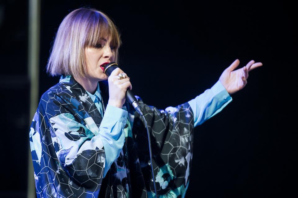 Julia Marcell na Orange Warsaw Festival 2016