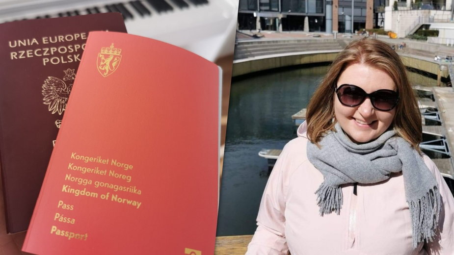 Polacy starają się o norweskie obywatelstwo. Patrycja już dostała