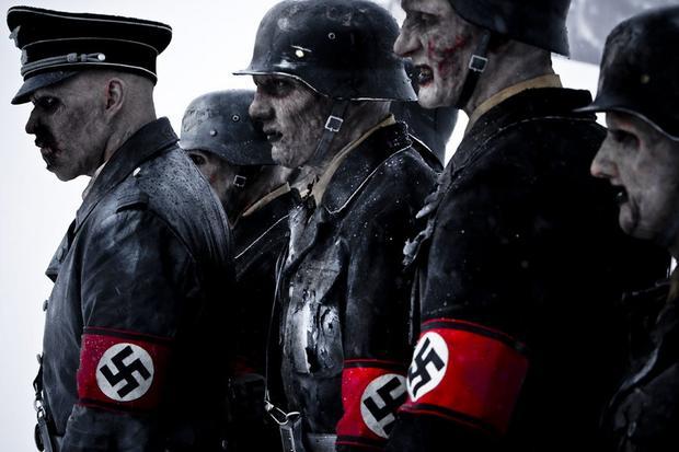 """Kadr z filmu """"Zombie SS"""", reż. Tommy Wirkola (2009)"""