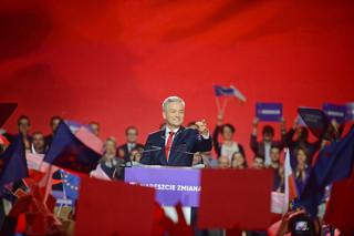 Dera: Biedroń próbuje Polsce zaserwować kolejną wojnę ideologiczną