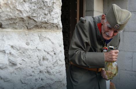 Đorđe Mihajlović, čuvar srpskog groblja u Solunu