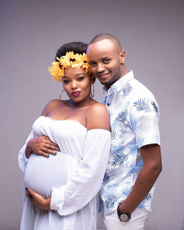 Milly and Kabi wa Jesus welcome a bouncing Baby Boy (Video)