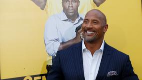 """Dwayne Johnson najlepiej zarabiającym aktorem według """"Forbesa"""""""