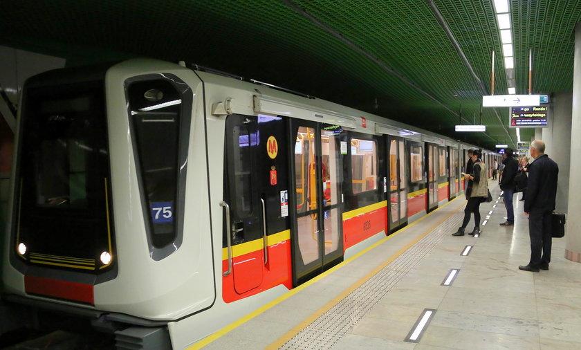 Awarie w metrze