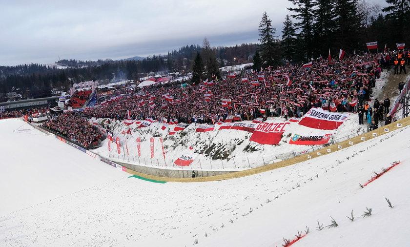 28.01.2018 FIS PUCHAR SWIATA W SKOKACH NARCIARSKICH ZAKOPANE 2018 KONKURS INDYWIDUALNY