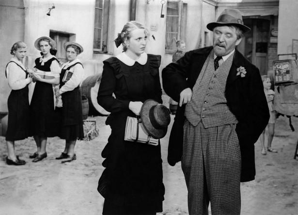 """""""Dziewczęta z Nowolipek"""" (1937)"""