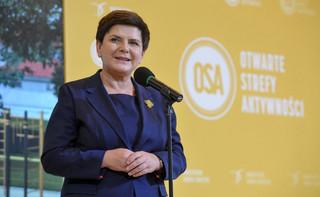 Premier: Polacy doceniają, że rząd PiS realizuje obietnice mimo ataków