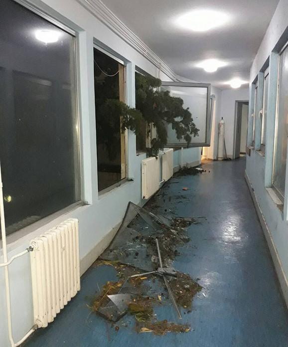 Haos u bolnici Meljine
