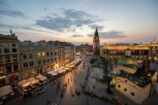 Kraków wprowadził uchwałę krajobrazową. Porządki w wielkich reklamach, zakaz grodzenia nowych osiedli