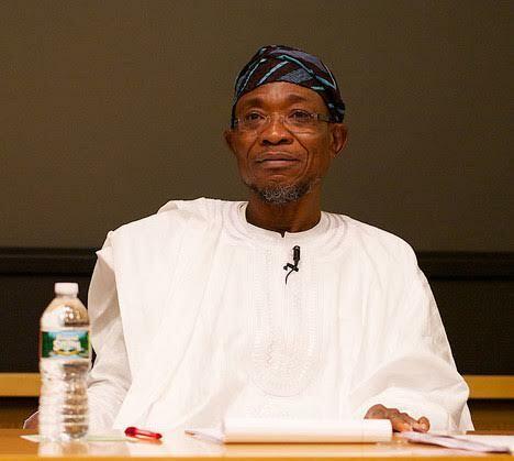 Nigeria's Interior Minister, Rauf Aregbesola
