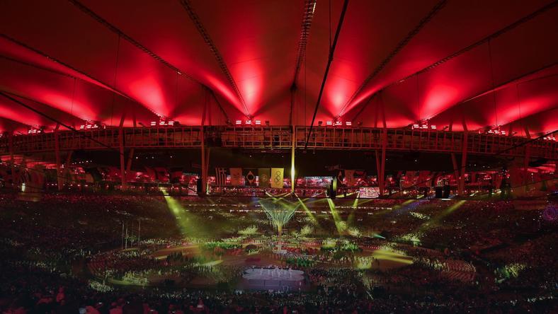 Stadion Olimpijski w Rio de Janeiro