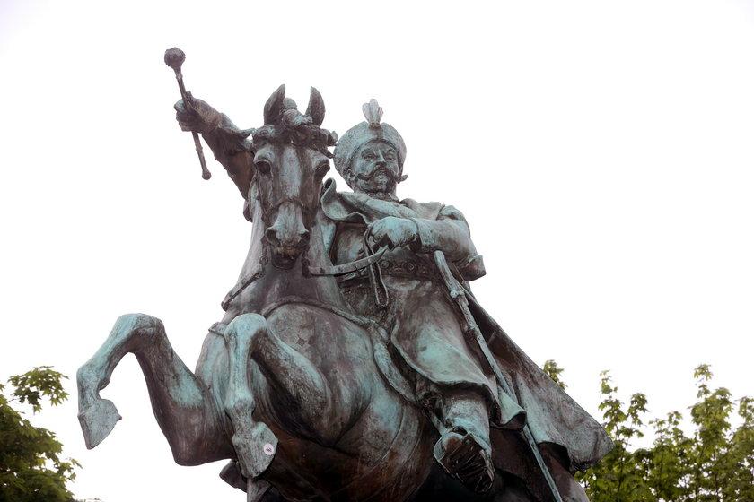 pomnik króla Sobieskiego