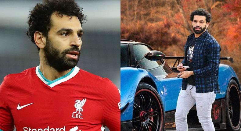 Mohamed Salah the only African player among top 10 highest-paid footballers