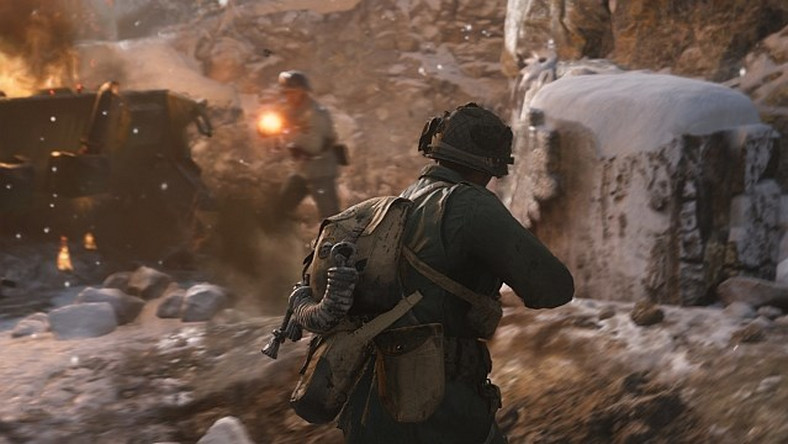 Call of Duty: WWII - wymagania sprzętowe i pre-load open bety na PC