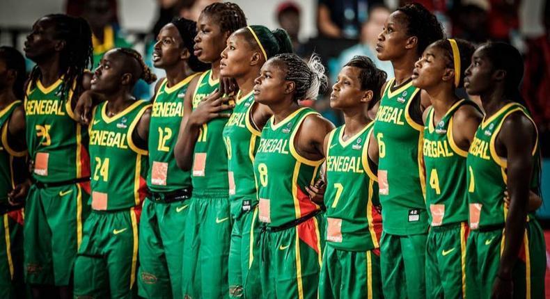Afrobasket-Senegal
