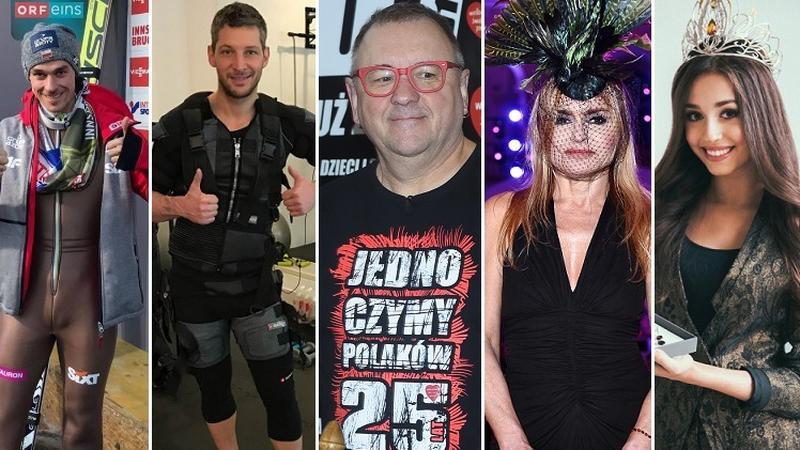 WOŚP 2017: Piotr Żyła, Leszek Stanek, Jurek Owsiak, Monika Olejnik i Izabella Krzan