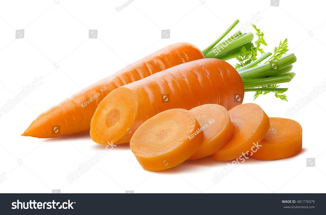 Kuvana šargarepa sadrži više beta-karotena