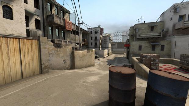 Counter-Strike: Global Offensive - de_Dust 2