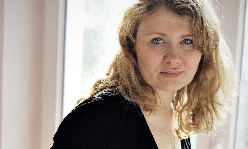 Wywiad z Katarzyną Piekarską