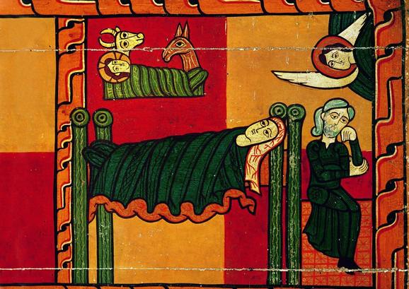 Testament je bio poznat i u doba srednjeg veka
