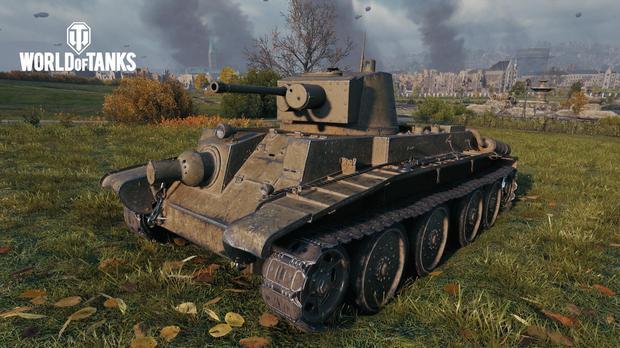 Kojarzenie czołgów lekkich t2