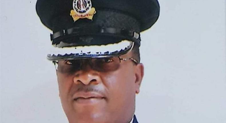 Commissioner of police, Wachira Mathenge