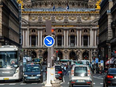 To niejedyny sposób na ograniczenie smogu i korków w Paryżu. Od maja w każdą niedzielę dla aut zamknięte są Pola Elizejskie
