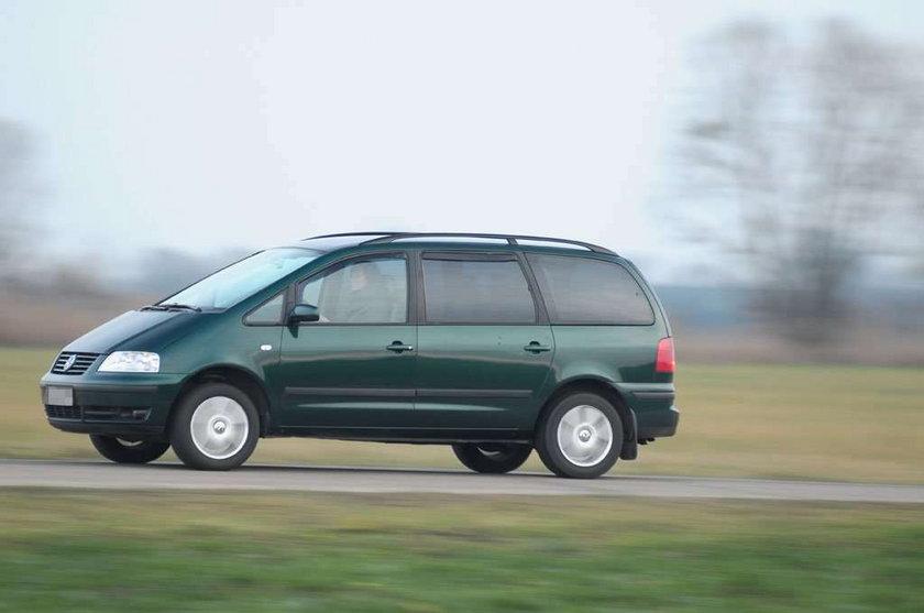 Volkswagen Sharan 1.9 TDI: Oszczędny i praktyczny van
