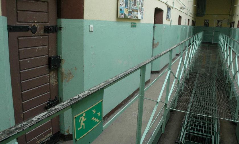 Szok w więzieniu