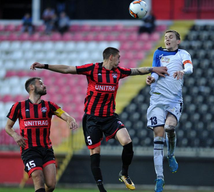 FK Sloboda Užice, FK Bežanija