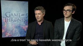 """Gra o tron"": Aidan Gillen i Isaac Hempstead Wright o siódmym sezonie"