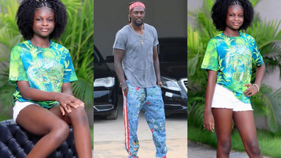 'You're charming and adorable' – Adebayor celebrates daughter on her birthday