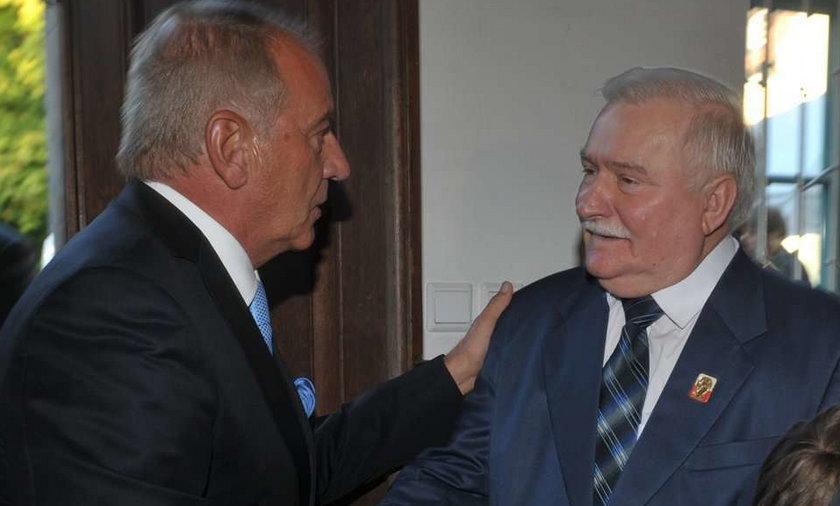 Tak Lech Wałęsa spędzał urodziny