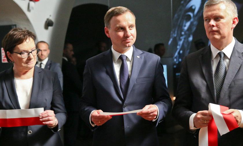 Otwarcie Muzeum Katyńskiego