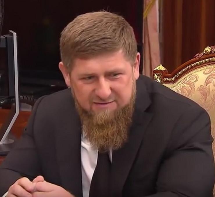 Ramzan Kadirov, sc youtube