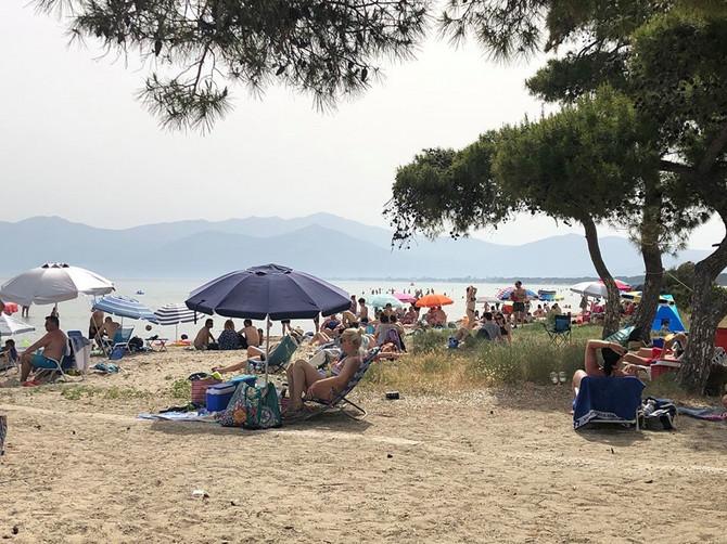 Plaža Schinias