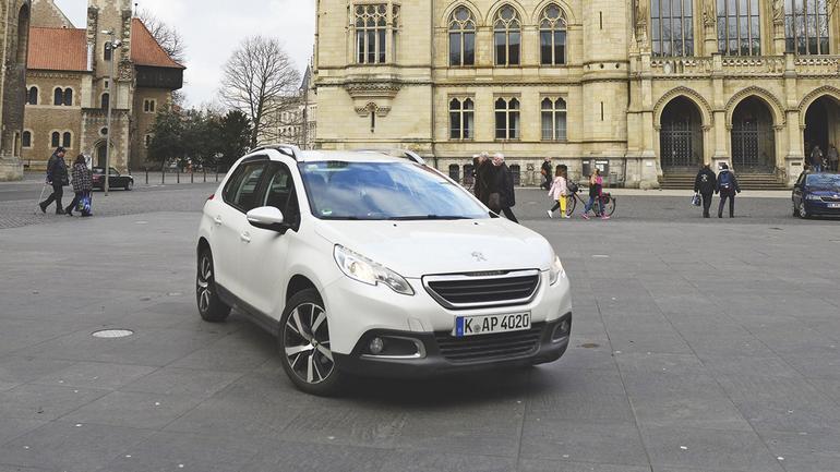 Peugeot 2008 1.6 HDi - nie zawiódł nas!