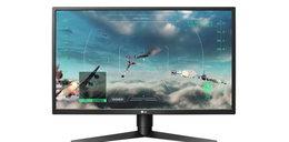 Mistrz esportu wybiera gamingowe monitory LG