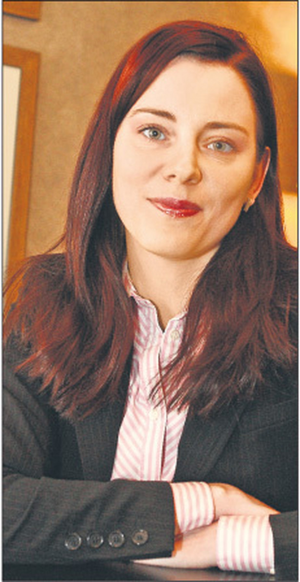 Daria Pałasz, prawnik z CMS Cameron McKenna Fot. Wojciech Górski