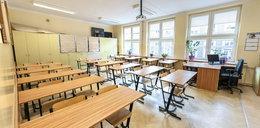 Problemy z egzaminem gimnazjalnym w Owińskach