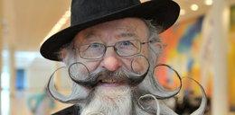 Ale brody i wąsy! Chciałbyś takie?