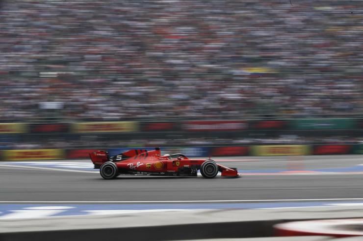 Formula 1, Ferari