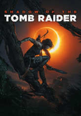 Okładka: Shadow of the Tomb Raider